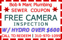 Hawthorne, CA Sewer Repair Contractor
